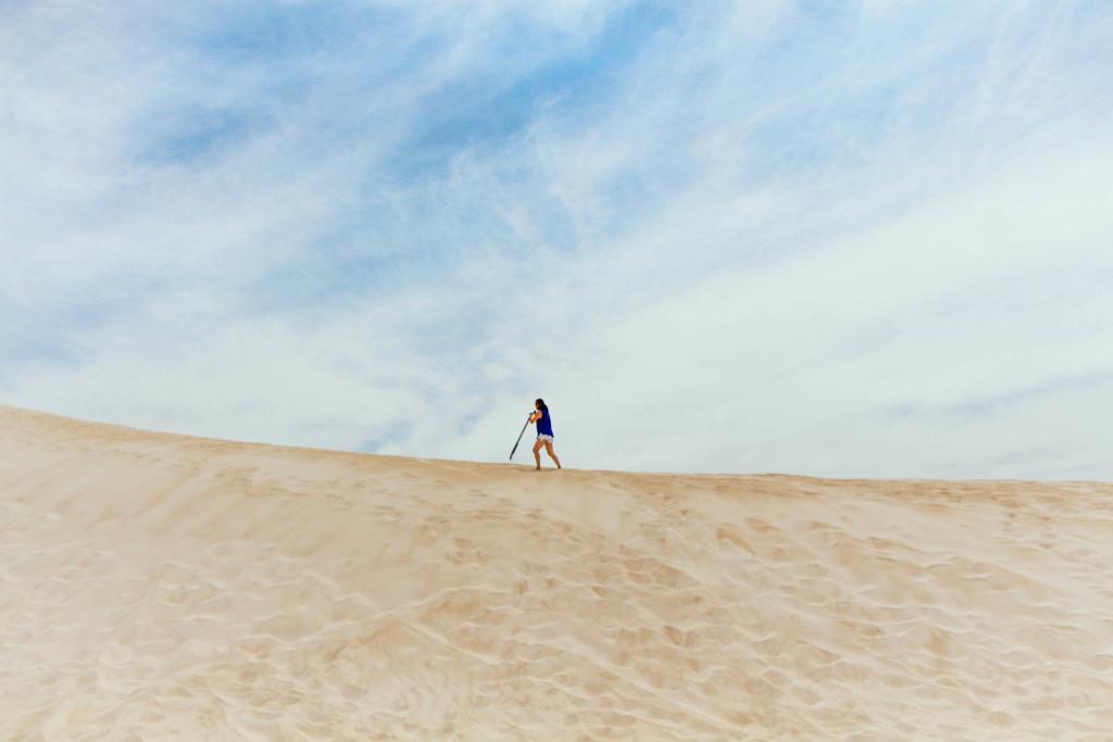 Lancelin Sand Dunes | Western Australia
