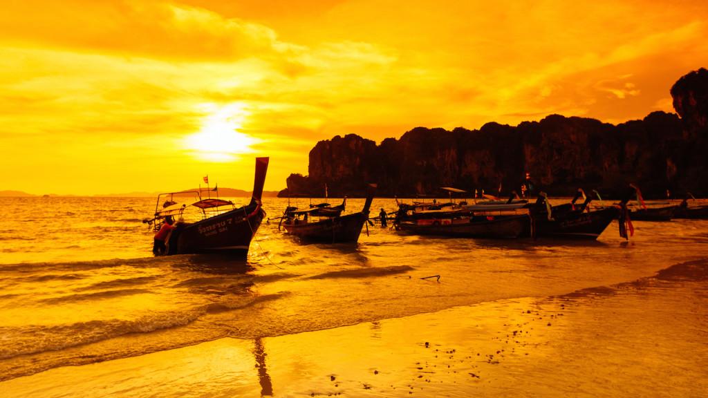 Railay Beach | Krabi