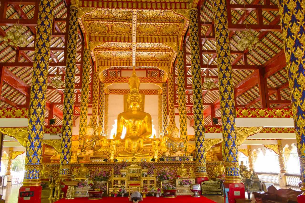 I Believe  Wat Suan Dok  Chiang Mai