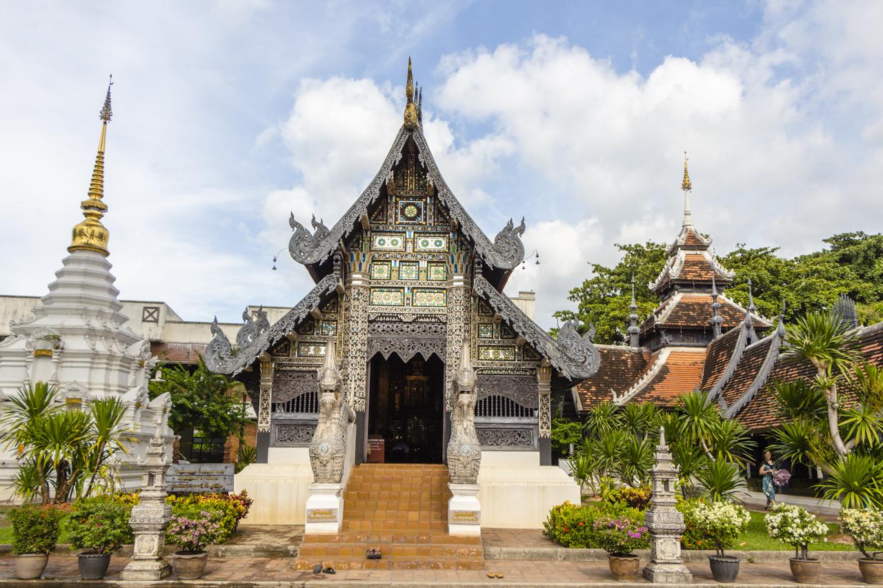 Wat Chedi Luang  Chiang Mai - LIM KIM KEONG