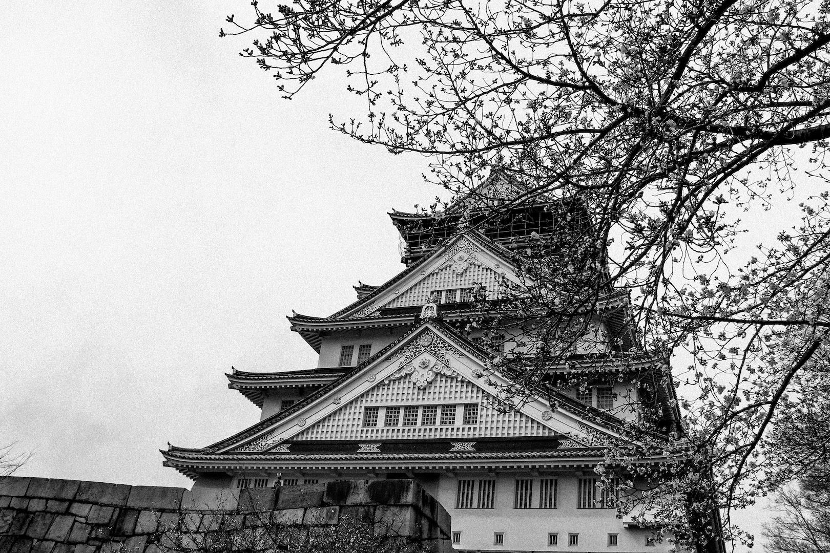 Giappone In Bianco E Nero