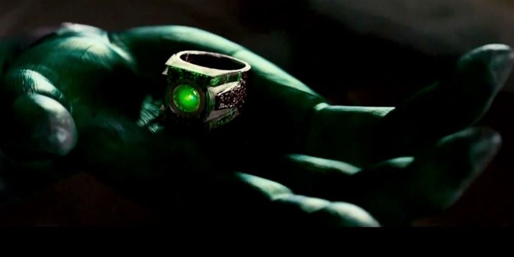 How Do You Play Green Lantern Force Of The Ring