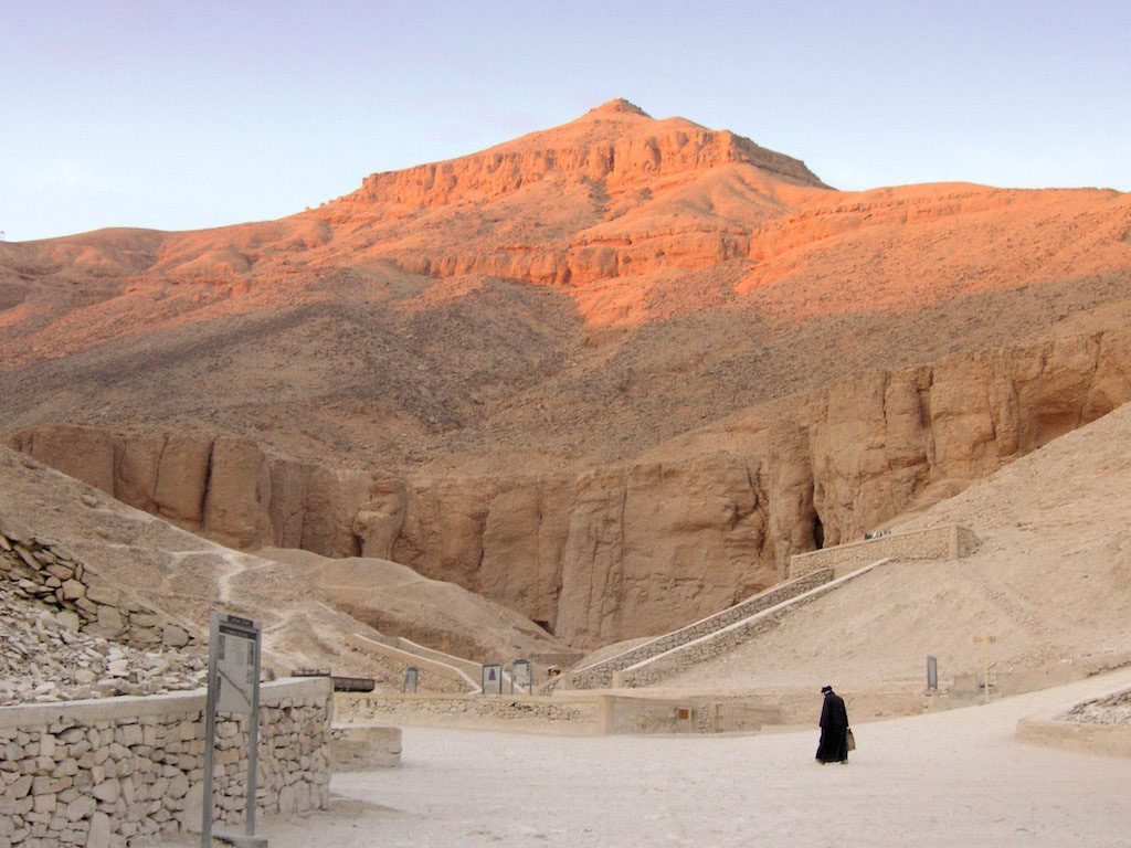 Valley of the Kings Luxor Egypt