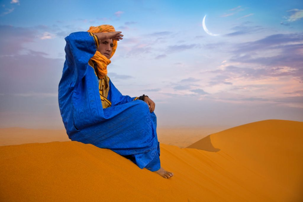 Morocco's Saharan Desert