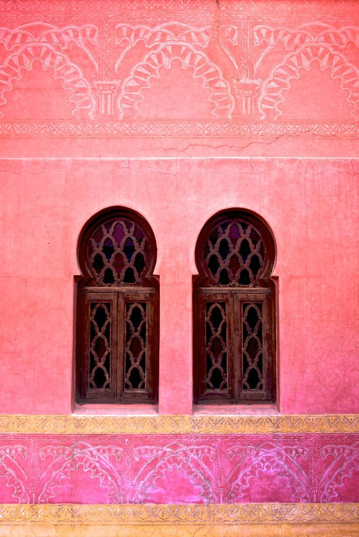 Morocco Colors