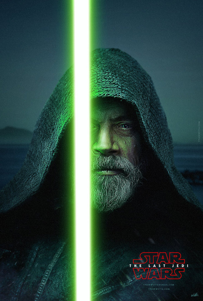 The Last Jedi various possibility