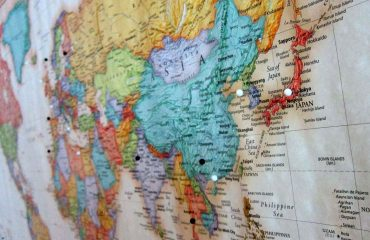 New Generation of World Travel Map Definition