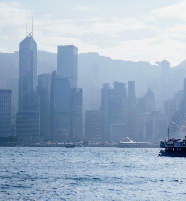 Tsim Sha Tsui 尖沙咀
