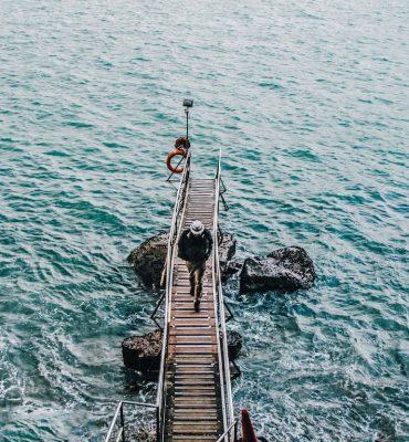 Sai Wan Swimming Shed 西環泳棚