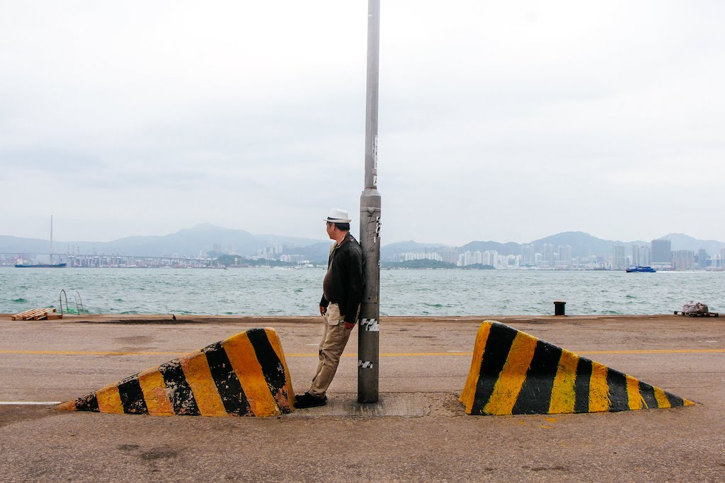 Sai Wan Pier 西環碼頭