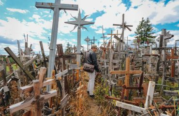 Hill of Crosses, Lithuanian | 立陶宛 十字架山