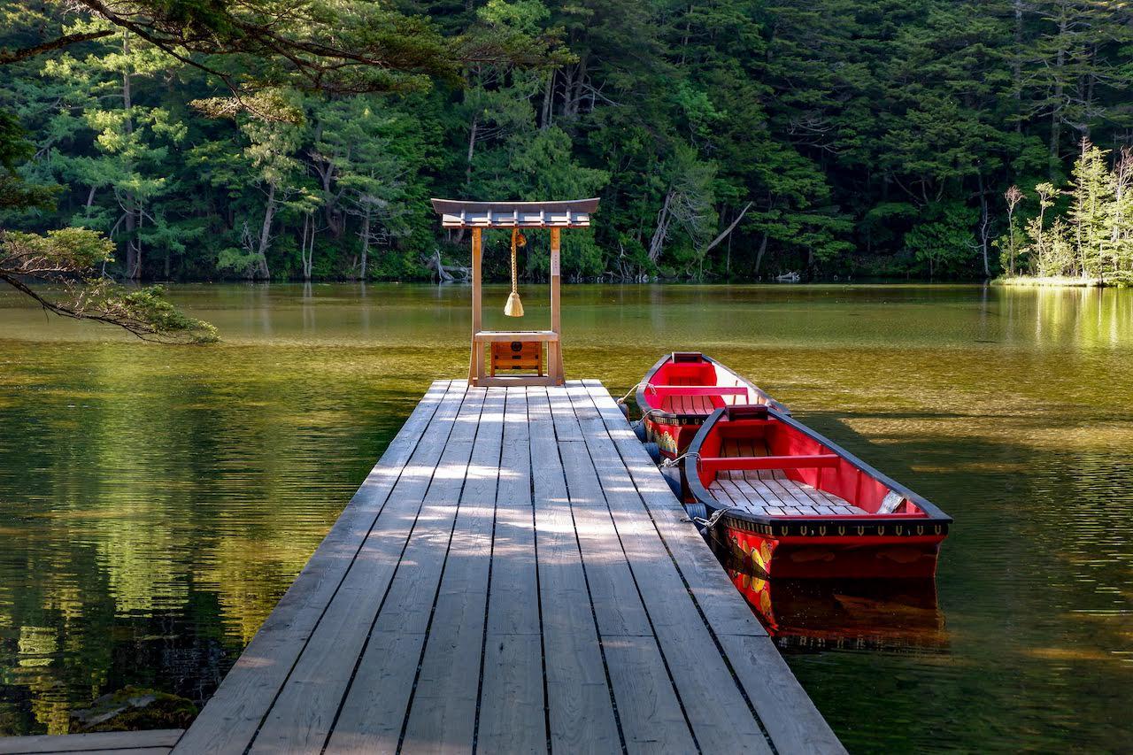 Myōjin First Pond 明神一之池